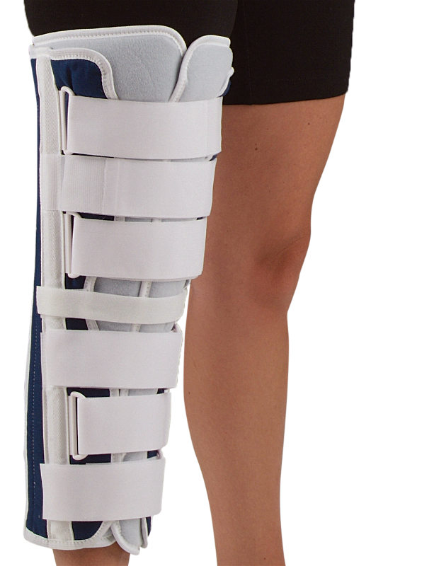 4ab9f73a2a Deluxe Tri-Panel Knee Immobilizer