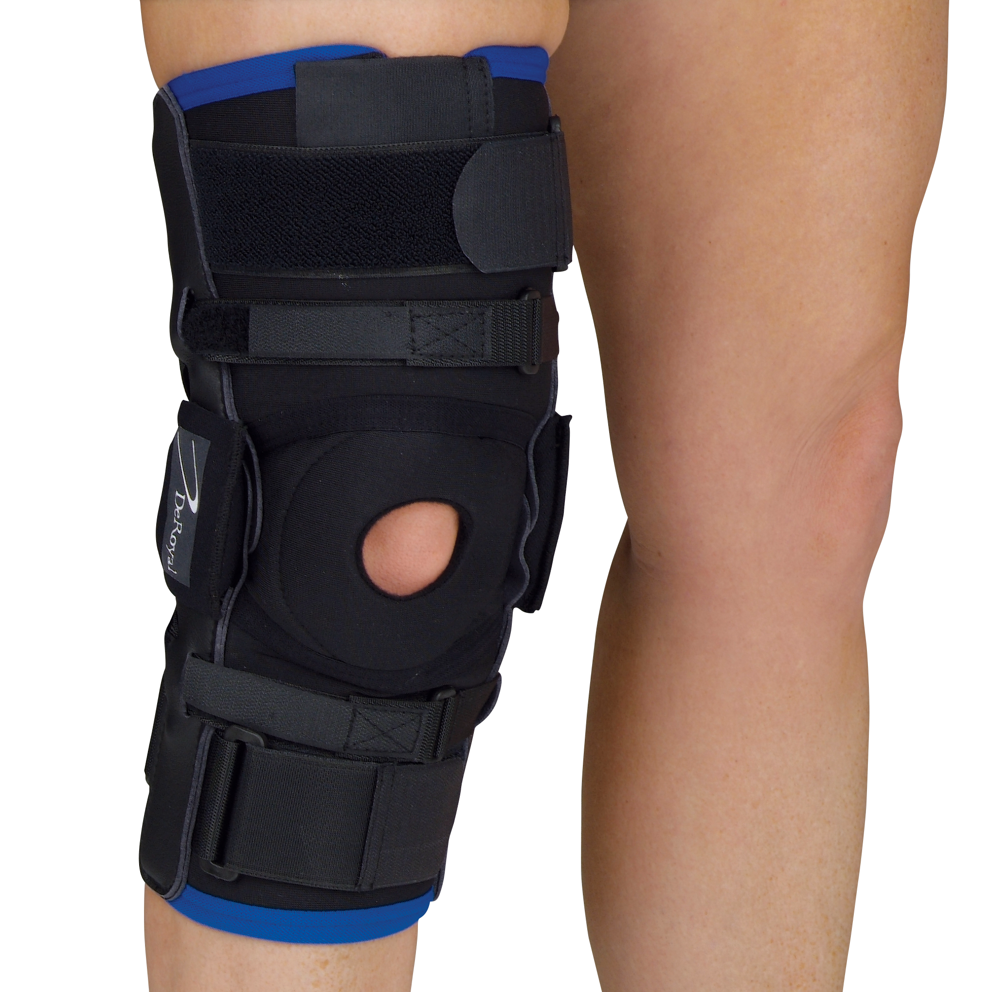 "a9366a0c3b Warrior® Knee Brace. """