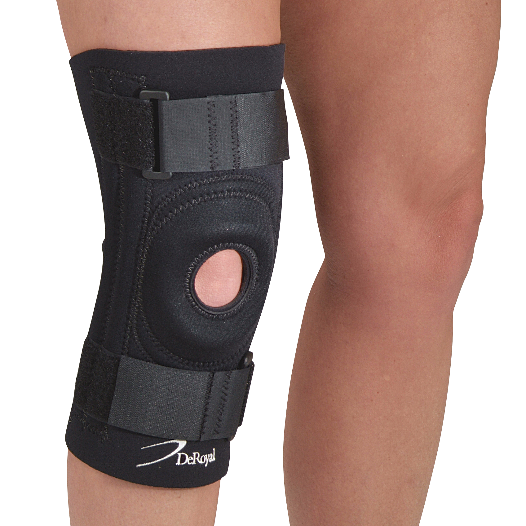 d2a64d3041 Deluxe Knee Support w/ Trimmable Buttress